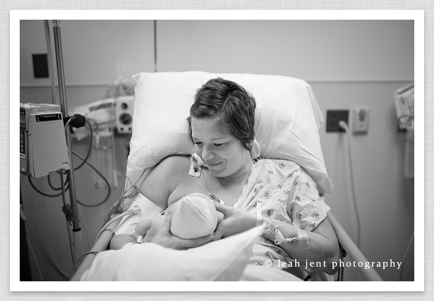dayton ohio birth photography