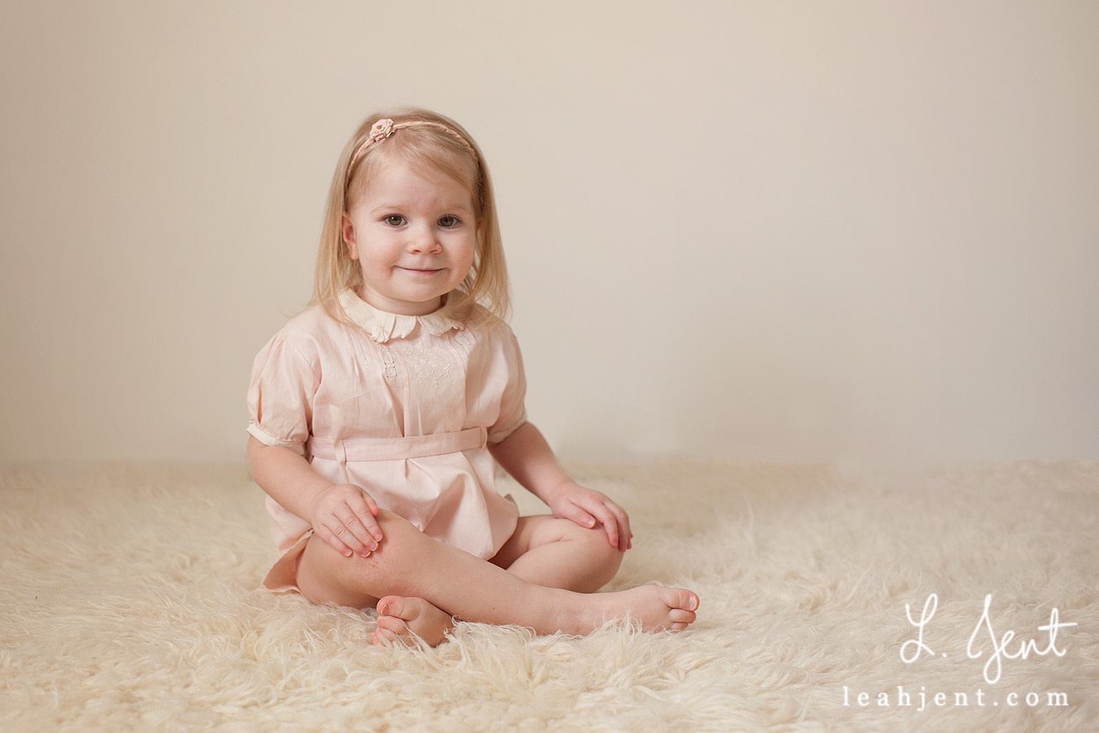 Claire is Two | Columbus Baby Photographer