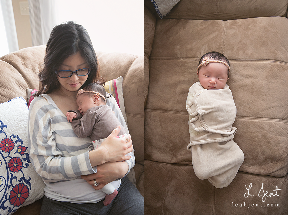 dayton newborn baby photographer